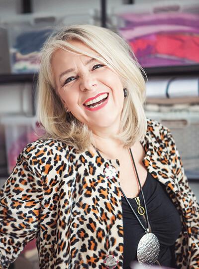 Helga Maria Schatzlmayr - Modedesignerin