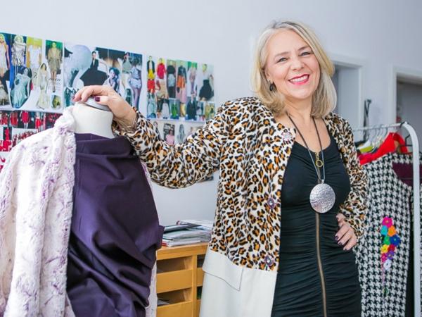 Ateliereroeffnung in Leithen | Modemanufaktur Helga Maria Schatzlmayr